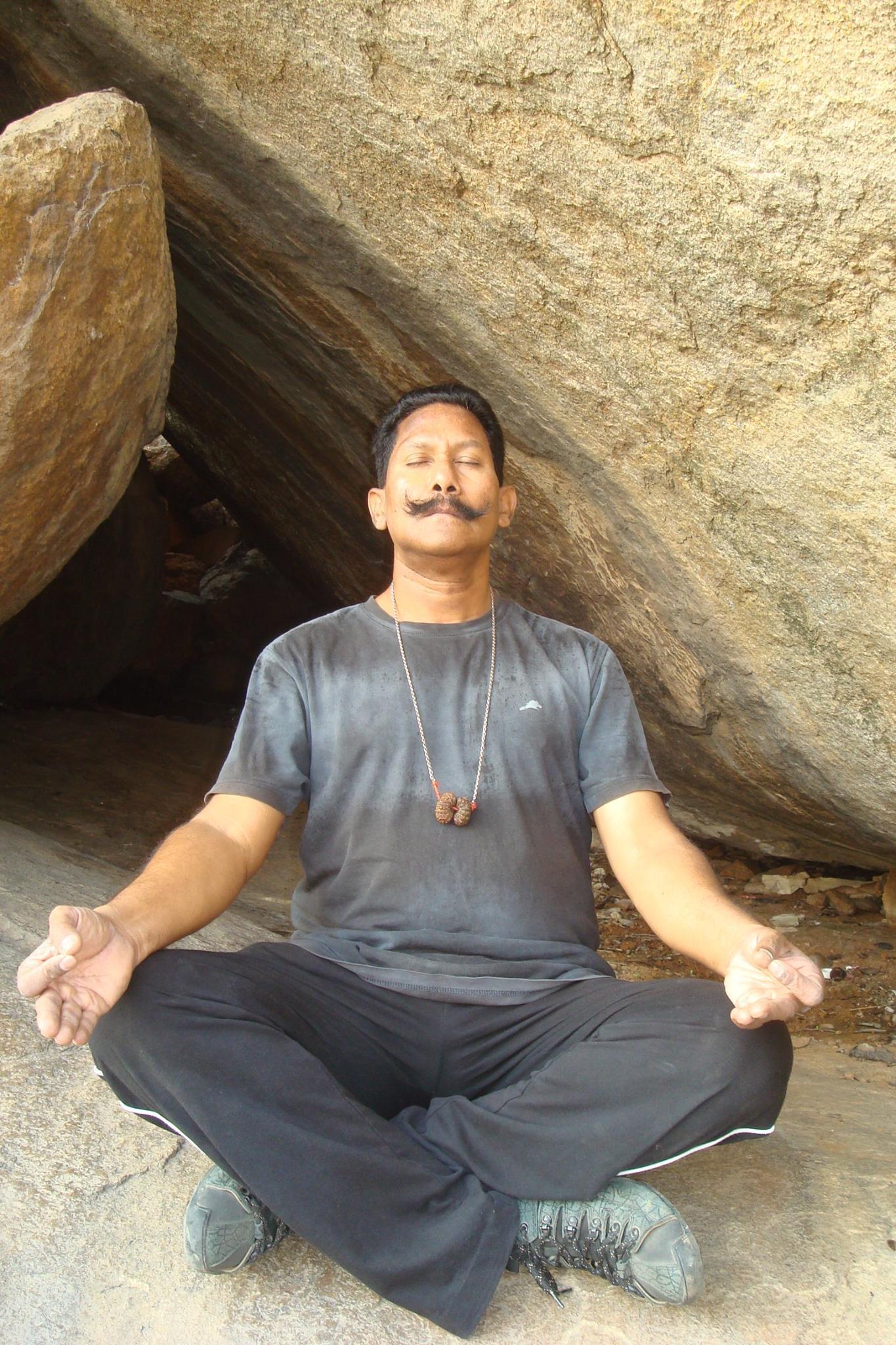 Dr. Prabhu is a skilled teacher in mystical healing and warriorship skills.