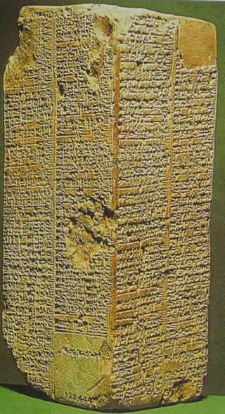 Mystery of Sumerian Kings List has been solved!