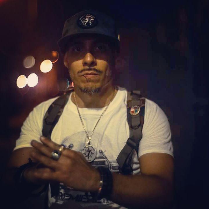 2017's Hip Hop Pioneer of the Year Award, Edward Sunez Rodriguez a.k.a. Sunez Allah.