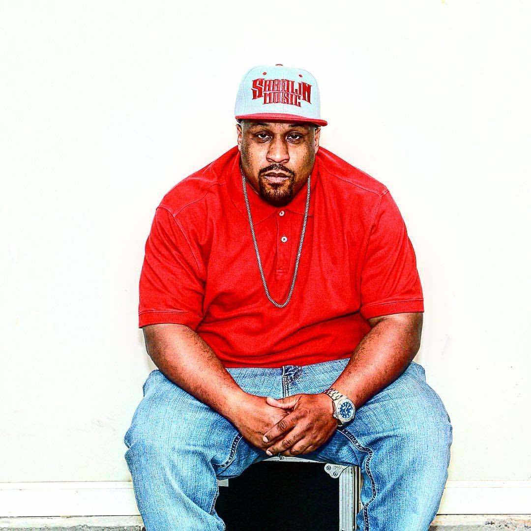 Shaheed Brown aka DJ Shaolin